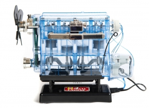 Motor cu combustie interna 4 cilindri - DYI [3]