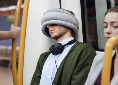 Perna Ostrich Pillow Light5