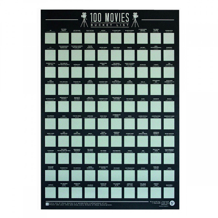 Poster razuibil 100 Filme de vazut4