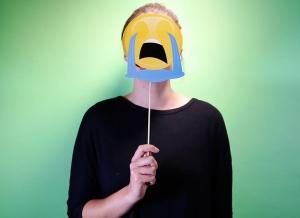 Propsuri Emoji pentru Selfie4