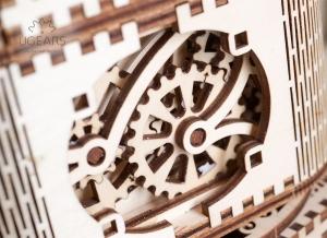 Puzzle 3D Cufar Comori - Model Mecanic din Lemn Ugears14