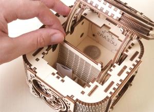 Puzzle 3D Cufar Comori - Model Mecanic din Lemn Ugears7