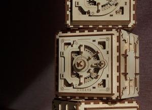 Puzzle 3D Seif din Lemn Ugears25