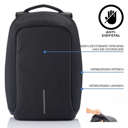 Rucsac antifurt The Bobby Backpack14