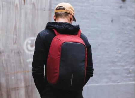 Rucsac antifurt The Bobby Backpack0
