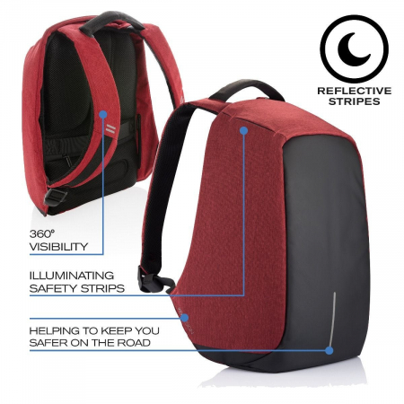Rucsac antifurt The Bobby Backpack10