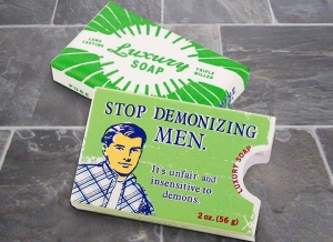 Sapun Stop Demonizing Men0