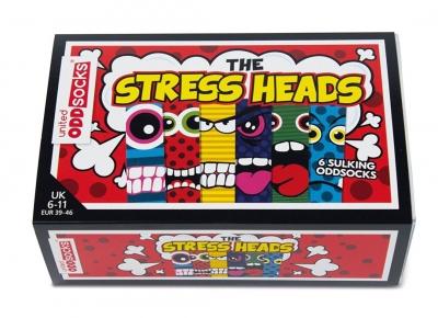 Set 6 Sosete cu Fete Stresate5