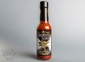 Sos iute Psycho Juice Extreme Ghost Pepper [iuteala 10+++]1