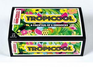 Set 6 Sosete cu Design Tropical9