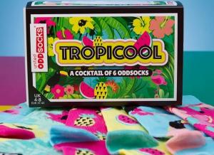 Set 6 Sosete cu Design Tropical7