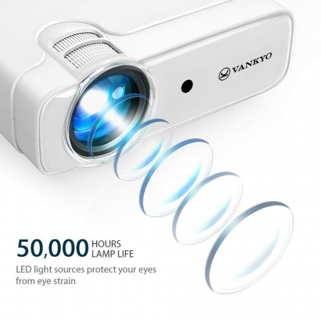 Videoproiector LED Vankyo Leisure 430, 4000 Lumeni, Geanta transport si telecomanda7