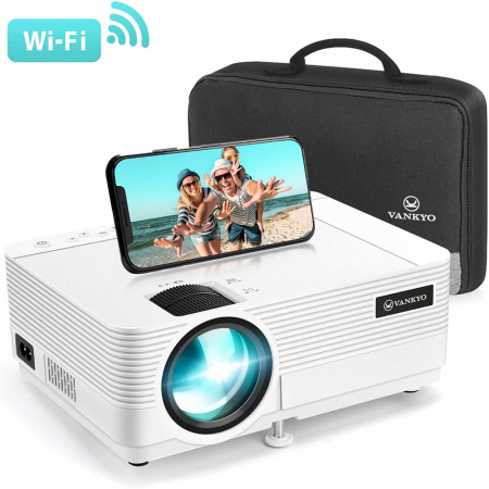 Videoproiector LED Vankyo Leisure 470, 4000 Lumeni, Geanta transport si telecomanda7