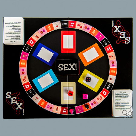 Amazing Sex Boardgame0