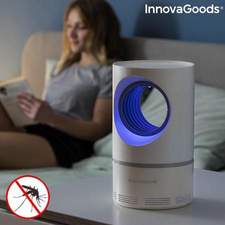 Aparat anti tantari cu lampa led UV Vortex0