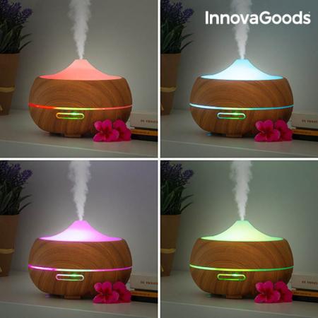 Difuzor uleiuri esentiale cu 15 moduri iluminare5