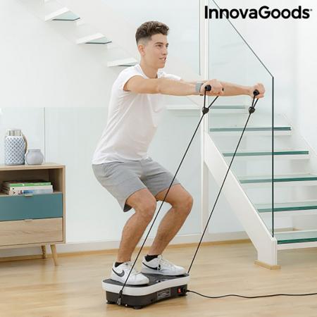 Aparat fitness cu placa vibranta, VYBEFORM2