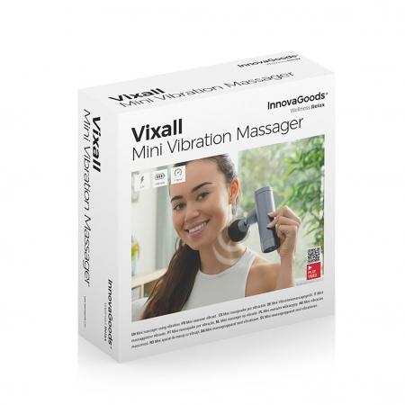 Aparat masaj mini Vixall, cu vibrrrrratii [9]