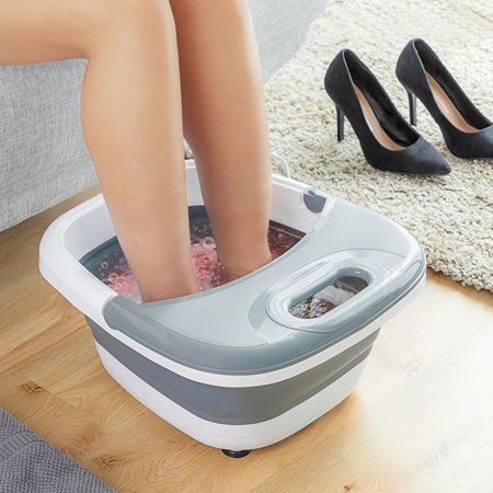 Aparat masaj picioare SPA Aqua Relax cu pliere [0]