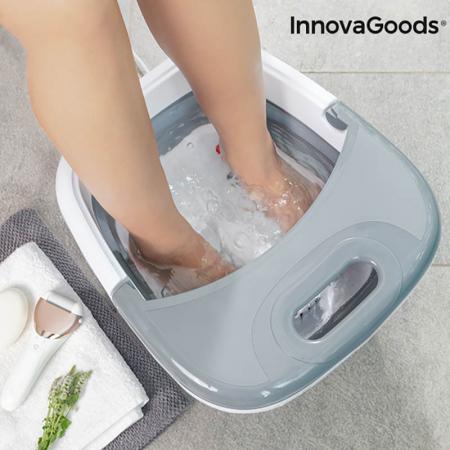 Aparat masaj picioare SPA Aqua Relax cu pliere1