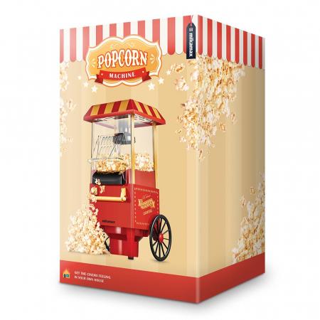 Aparat popcorn fara ulei Movie Time2