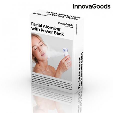 Atomizor facial Wellness cu baterie externa [6]