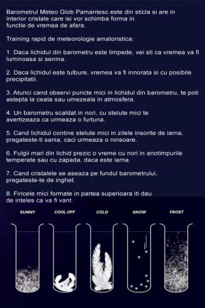 Barometru Meteo de Birou9