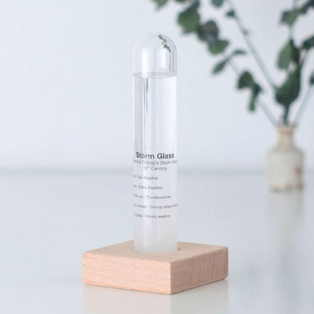 Barometru Storm Glass Tube0
