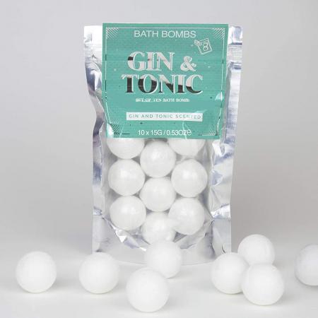 Bath Bombs Gin and Tonic [0]