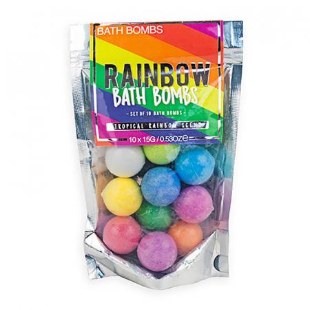 Bath Bombs Rainbow2