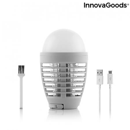 Bec LED anti tantari, portabil [10]