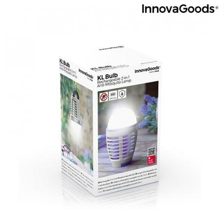Bec LED anti tantari, portabil [11]