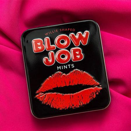 Bomboane mentolate Blow Job0
