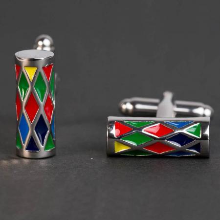 Butoni cilindrici colorati0