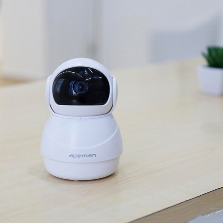 Camera supraveghere Wireless Apeman ID73, Full HD, Infrarosu0