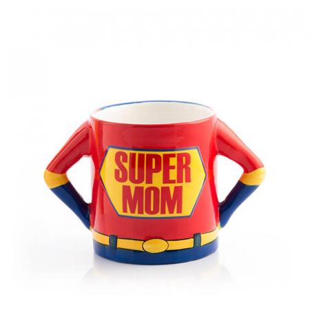 Cana cadou Super Mama1