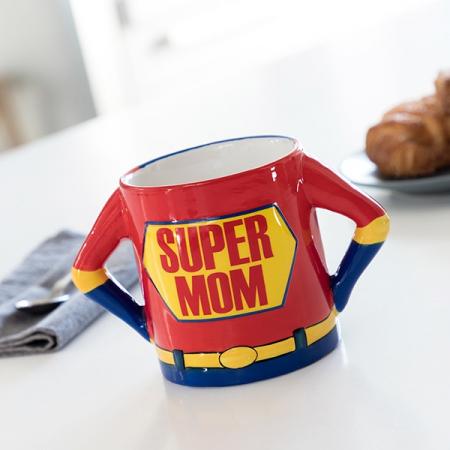 Cana cadou Super Mama0