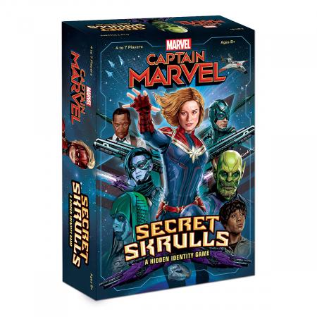 Captain Marvel: Secret Skrulls2