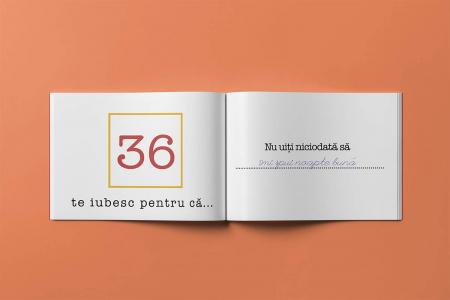 Carte cadou Iubita 50 Motive pentru care te iubesc6