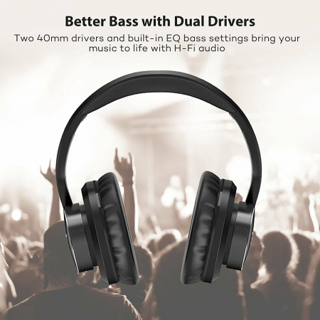 Casti audio TaoTronics TT-BH021, Noise canceling, True Wireless3