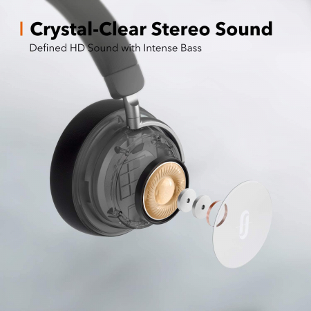 Casti audio TaoTronics TT-BH046, Hybrid Noise canceling, Bluetooth 5.0, True Wireless7