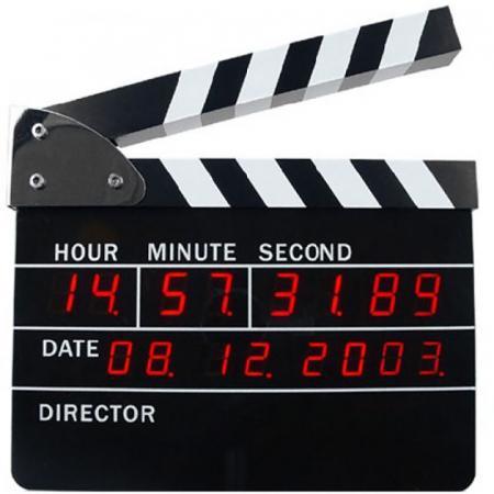 Ceas digital clacheta regizor [1]