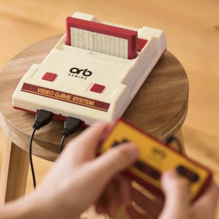 Consola de jocuri retro0