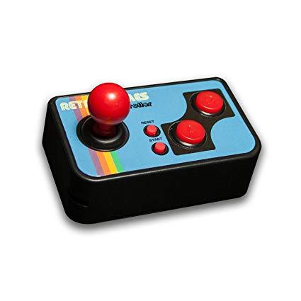 Consola de jocuri vintage, ultra-portabila6