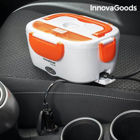 Cutie electrica Pranz cald in masina1