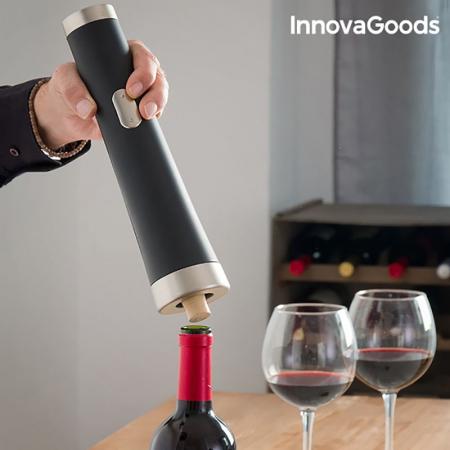 Desfacator electric pentru sticle de vin0
