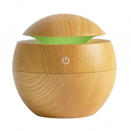 Difuzor Aromaterapie uleiuri esentiale sfera 7 culori, 130 ml5