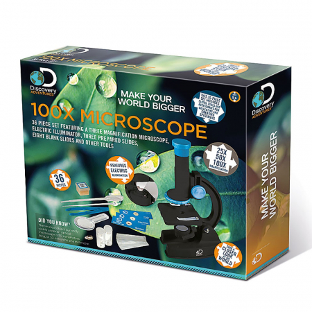 Discovery Adventure Microscop 100x [3]