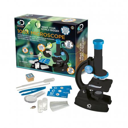 Discovery Adventure Microscop 100x [0]