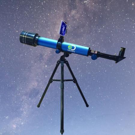 Discovery Smart Telescop Galaxy Tracker 60mm [0]